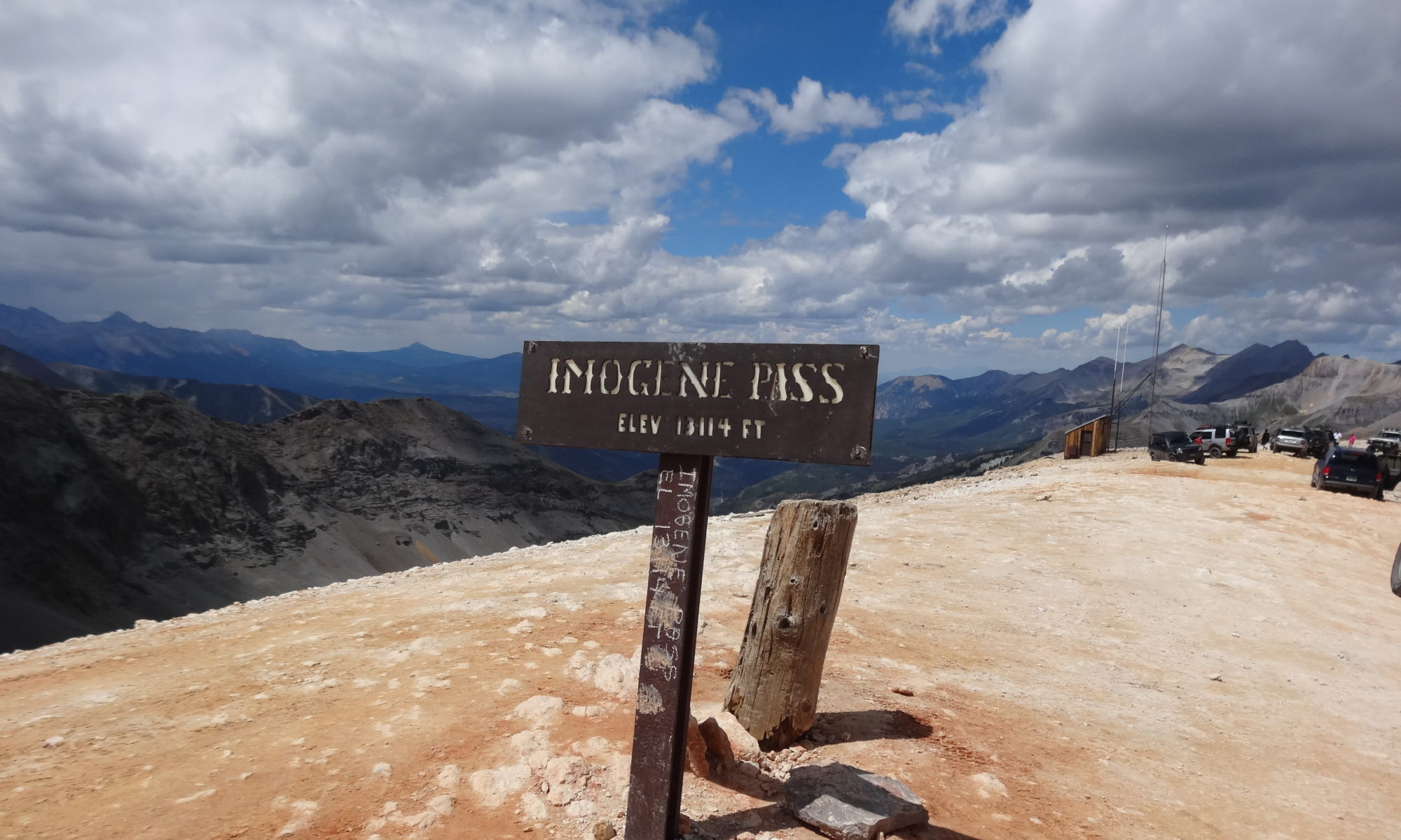 Imogene Pass Run